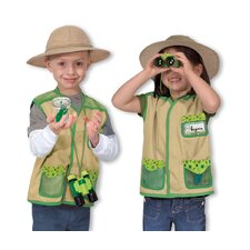 <strong>Melissa and Doug</strong> Backyard Explorer Role Play Set