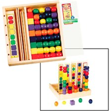 <strong>Melissa and Doug</strong> Bead Sequencing Set