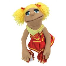 <strong>Melissa and Doug</strong> Cheerleader Puppet