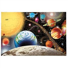 <strong>Melissa and Doug</strong> Solar System Puzzle (48 pcs)
