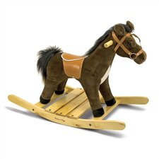 <strong>Melissa and Doug</strong> Plush Rocking Horse