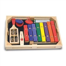 <strong>Melissa and Doug</strong> Beginner Band Set
