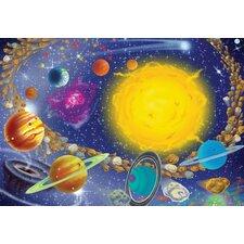 Solar System Cardboard Jigsaw Puzzle