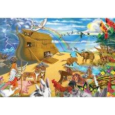 Noah's Ark Cardboard Jigsaw Puzzle