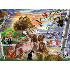 <strong>Melissa and Doug</strong> After the Flood Cardboard Jigsaw Puzzle