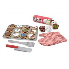 30 Piece Slice and Bake Cookie Set