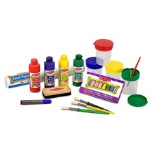 <strong>Melissa and Doug</strong> Easel Companion Set