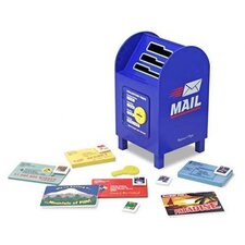 Mailbox and Mail Set