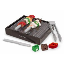 <strong>Melissa and Doug</strong> 21 Piece Grill Set