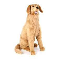 <strong>Melissa and Doug</strong> Large Golden Retriever Plush Stuffed Animal