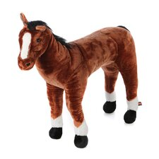 <strong>Melissa and Doug</strong> Horse Plush Stuffed Animal