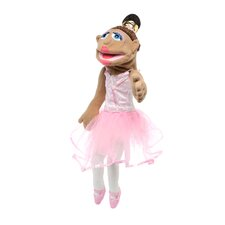 <strong>Melissa and Doug</strong> Ballerina Puppet
