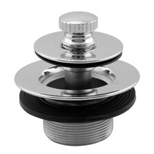 "1.25"" Bathtub Lift and Turn Tub Drain Plug"