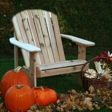 <strong>Buyers Choice</strong> Phat Tommy Wide Western Cedar Adirondack Chair