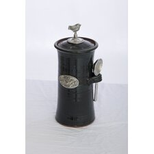 Artisans Domestic Ceramic Coffee Canister