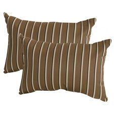 Phat Tommy Sunbrella Pillow (Set of 2)