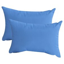 <strong>Buyers Choice</strong> Phat Tommy Sunbrella Pillow (Set of 2)