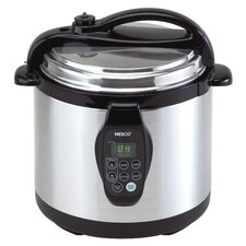 <strong>Nesco</strong> Digital Electric 6-qt. Pressure Cooker