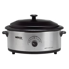 6 Qt. Stainless Steel Roaster