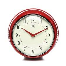 "Retro 9.5"" Wall Clock II"