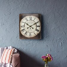 Bordeaux Wall Clock