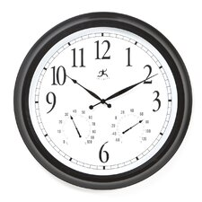 "Oversized Definitive Atomic 24"" Wall Clock"