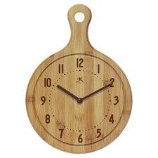 Chef Bon Appetit Wall Clock
