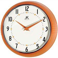 """9.5"""" Retro Wall Clock I"""