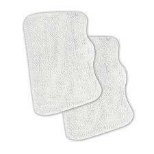 Steam Mop Micro-Fiber Replacement Pads (Set of 2)