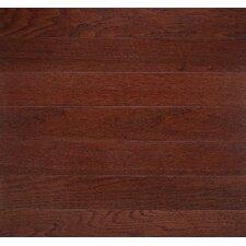 "Classic 3-1/4"" Solid Oak Flooring in Cherry"