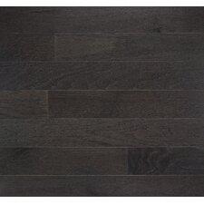 "Classic 3-1/4"" Solid Oak Flooring in Urban Gray"