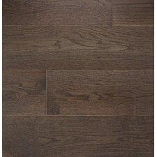 "Wide Plank 7"" Engineered Oak Flooring in Colonial Gray"