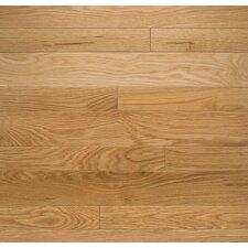 """Color Strip 4"""" Solid Oak Flooring in Natural"""