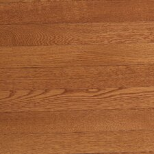 "<strong>Somerset Floors</strong> Value Strip 3-1/4"" Solid White Oak Flooring in Saddle"