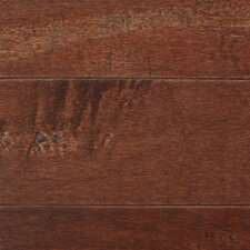 "<strong>Somerset Floors</strong> American Country 5"" Solid Maple Flooring in Merlot"
