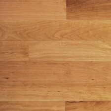 "Character 5"" Engineered American Cherry Flooring in Natural"
