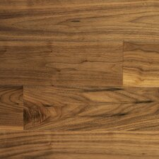 "Character 3-1/4"" Engineered Walnut Flooring in Natural"