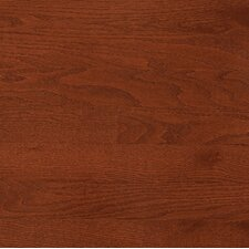 "High Gloss 3-1/4"" Engineered Red Oak Flooring in Cherry Oak"