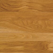 "High Gloss 5"" Engineered White Oak Flooring in Natural"