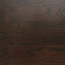 "Southern Antiques 5"" Engineered White Oak Flooring in Midnight"