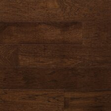 "Specialty 5"" Engineered Hickory Flooring in Hickory Spice"