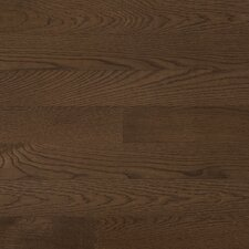 "Value 5"" Engineered White Oak Flooring in Dark Chocolate"