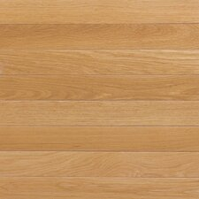 "Value 5"" Engineered White Oak Flooring in Natural"