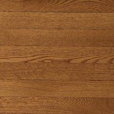 """Value 5"""" Engineered White Oak Flooring in Saddle"""