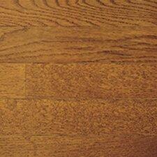 "Color Strip 3-1/4"" Solid White Oak Flooring in Gunstock"