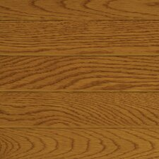 "<strong>Somerset Floors</strong> Value Strip 3-1/4"" Solid White Oak Flooring in Butterscotch"