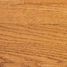 "Color Plank 4"" Solid Red Oak Flooring in Golden"