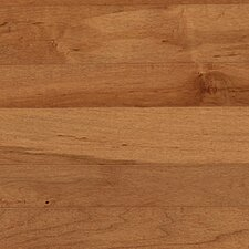 "<strong>Somerset Floors</strong> Solid 3-1/4"" Maple Strip Flooring in Tumbleweed"