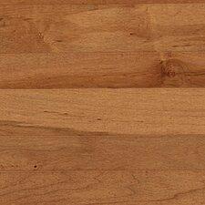 """Solid 4"""" Maple Plank Flooring in Tumbleweed"""