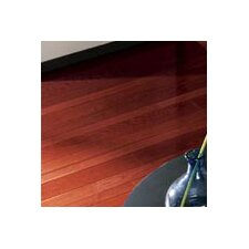 "Color Strip 3-1/4"" Solid Red Oak Flooring in Cherry"